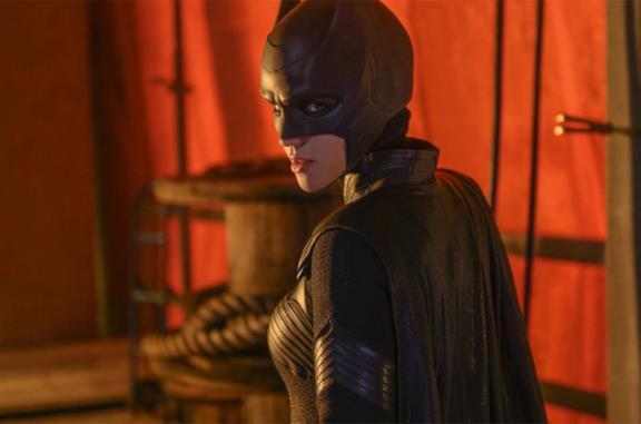 Una scena di Batwoman