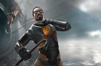 Gordon Freeman è il protagonista della serie Half-Life