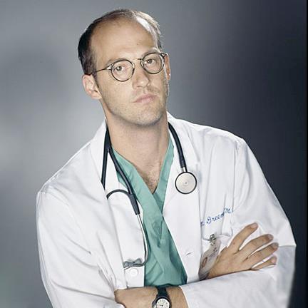 E.R.: Mark Greene