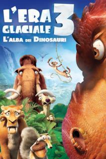 Poster L'era glaciale 3 - L'alba dei dinosauri