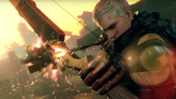 Combattimenti contro i non-morti in Metal Gear Survive