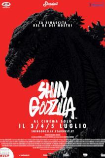 Poster Shin Godzilla