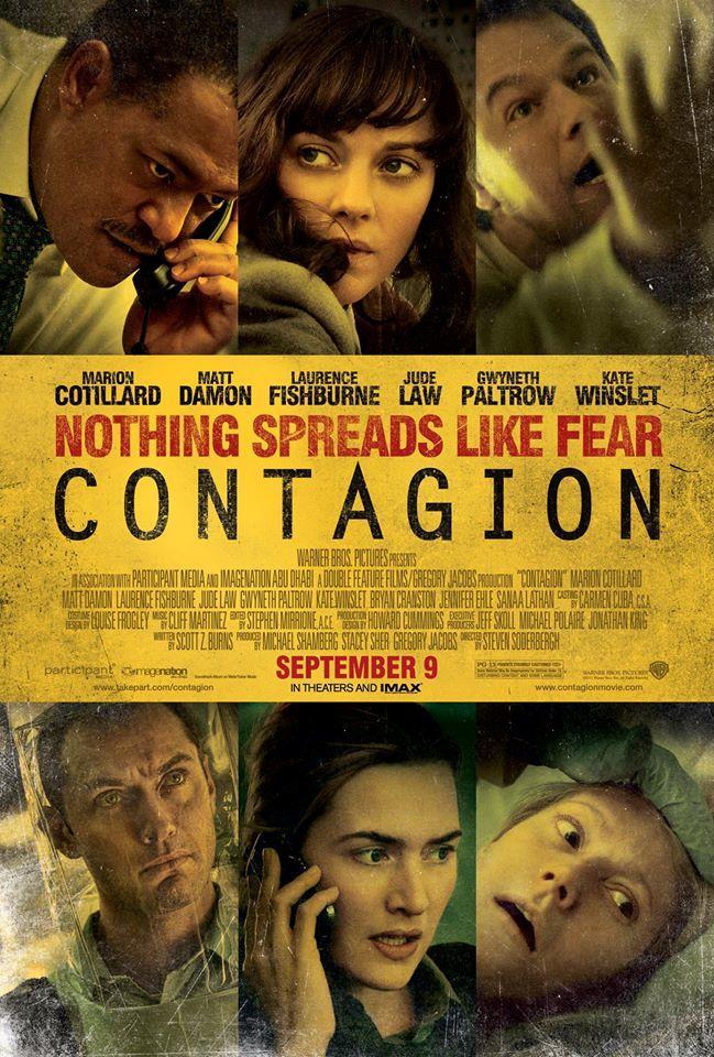 Contagion, lo sceneggiatore parla del Coronavirus