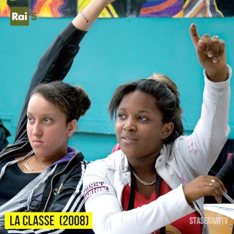 oggi in TV alle 21:15 Rai 5 La classe - Entre les murs (2008)