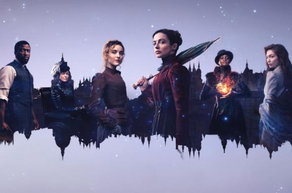 The Nevers: programmazione e repliche della serie creata da Joss Whedon, dal 12 aprile su Sky