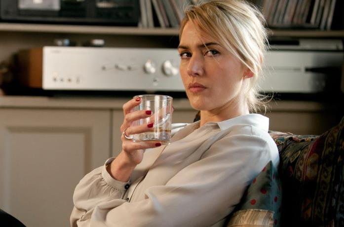 Primo piano di Kate Winslet