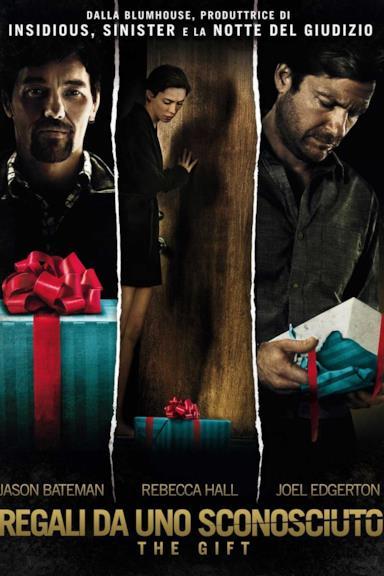 Poster Regali da uno sconosciuto - The Gift
