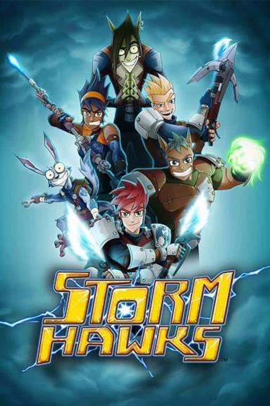Poster Storm Hawks