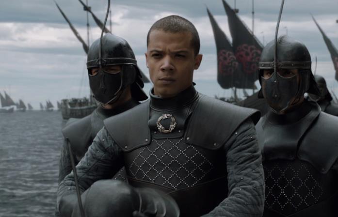 Verme Grigio in Game of Thrones