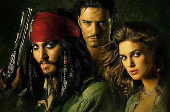 Cast di Pirati dei Caraibi