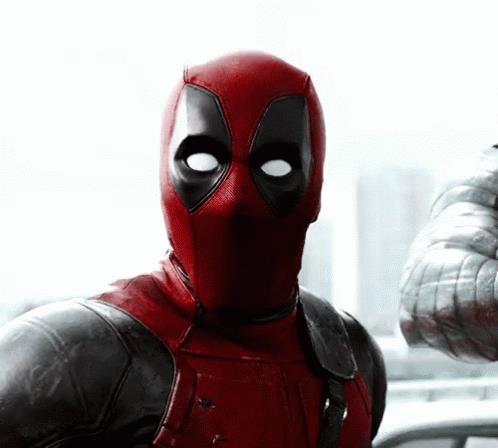 Deadpool stupito