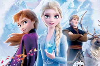 Frozen 2, la hit Into The Unknown è ora disponibile online