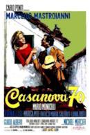 Poster Casanova '70