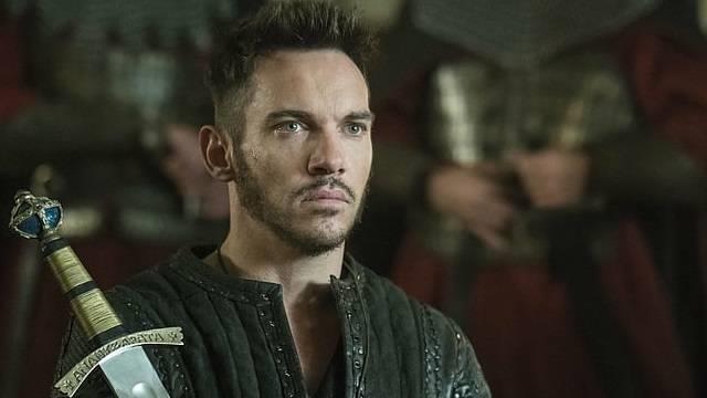 Jonathan Rhys Meyers in Vikings