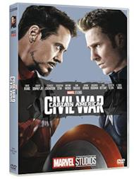 Captain America Civil War 10° Anniversario Marvel Studios (DVD)