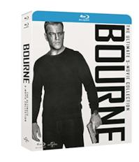 Jason Bourne Ultimate Collection (Box 5 Br)