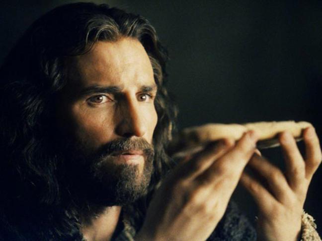 scena del film La Passione di Cristo