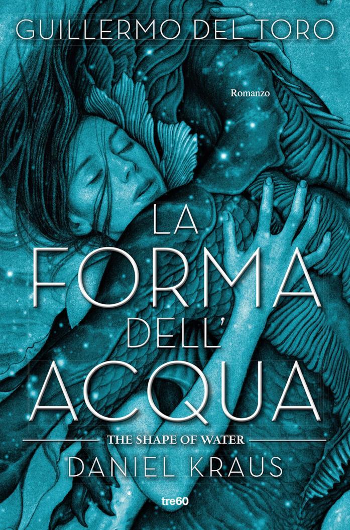 La copertina del libro La forma dell'acqua