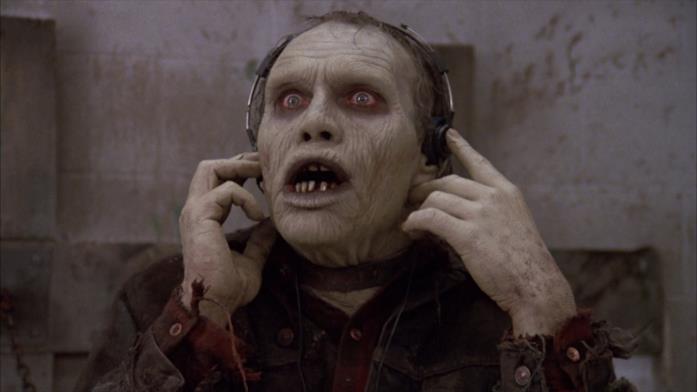 Uno degli zombie di Romero