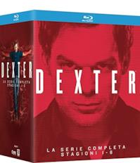 Dexter Stg. 1-8 (Serie Completa)