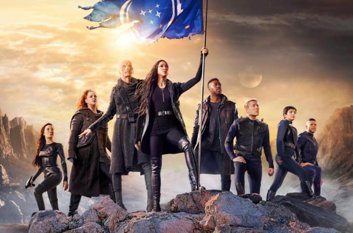 Il cast di Star Trek: Discovery