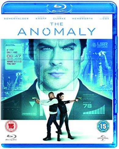 Cofanetto Blu-ray di The Anomaly