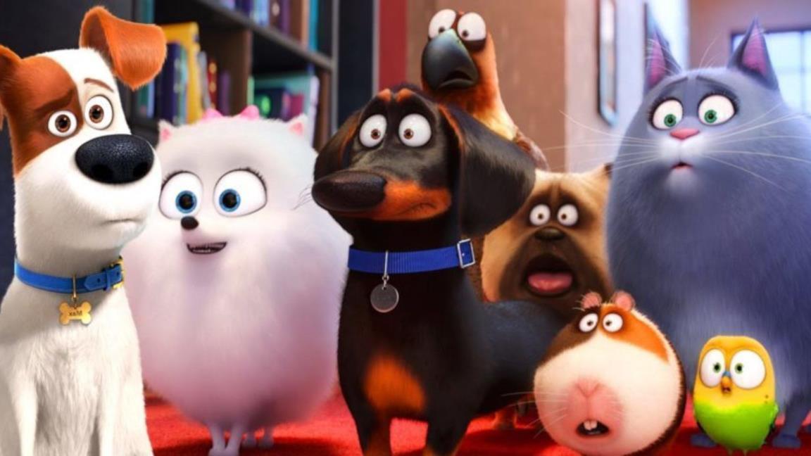 I personaggi di Pets 2 - Vita da animali