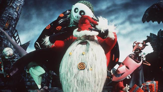 Nightmare Before Christmas, film animazione