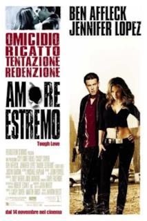 Poster Amore estremo - Tough love