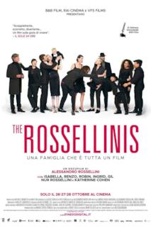 Poster The Rossellinis