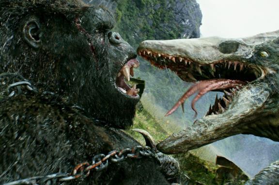 Kong: Skull Island, il finale e il significato (ambientalista) del film
