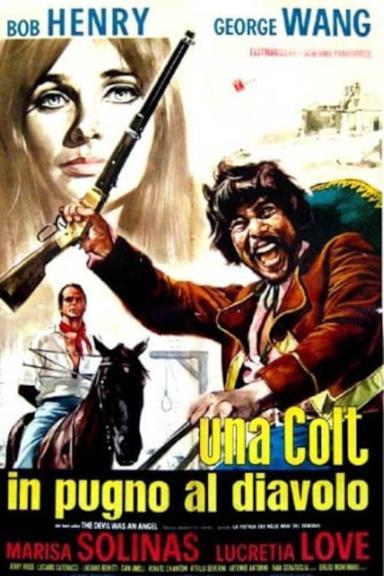 Poster Una colt in pugno al diavolo