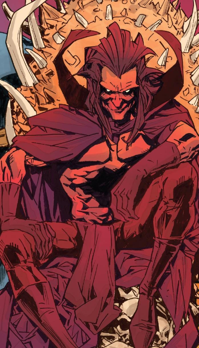 Mephisto nei fumetti Marvel