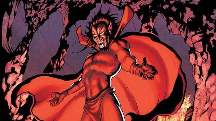 Dettaglio della cover di Mephisto: Speak Of The Devil