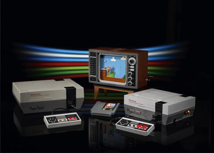 Set Nintendo LEGO