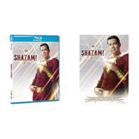 Shazam! Blu-Ray + Poster esclusivo