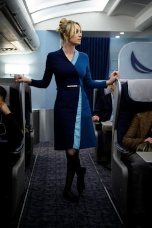 Immagine promozionale di The Flight Attendant