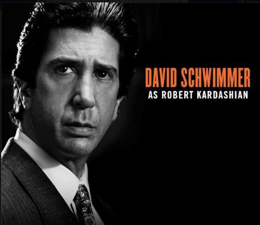David Schwimmer sarà Robert Kardashian