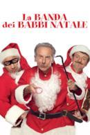 Poster La banda dei Babbi Natale