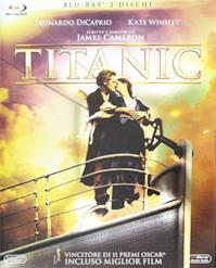 Cofanetto Blu-ray di Titanic