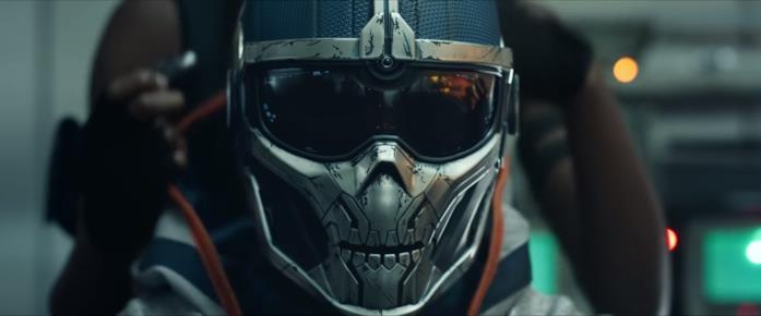 La maschera di Taskmaster
