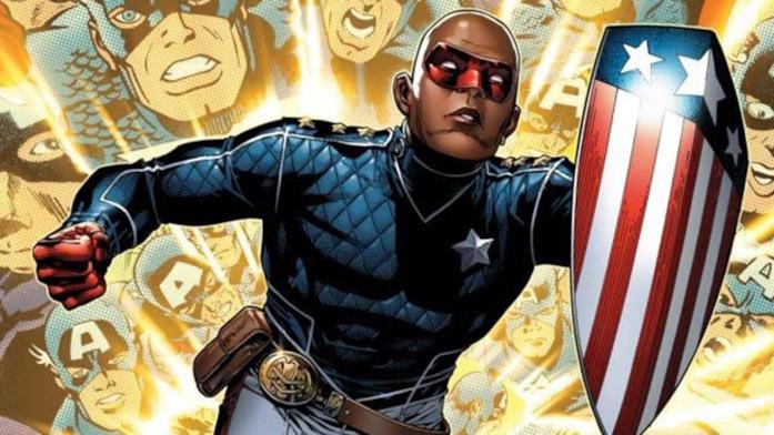 Dettaglio della cover di Young Avengers Presents #1