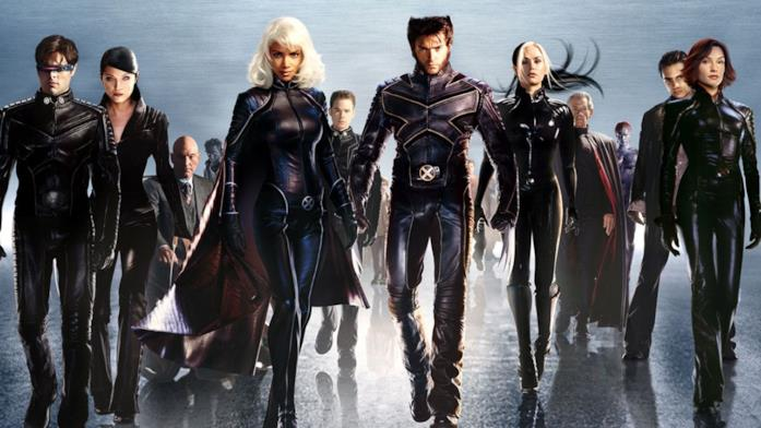 Tutti i mutanti protagonisti di X-Men 2 in una immagine promozionale