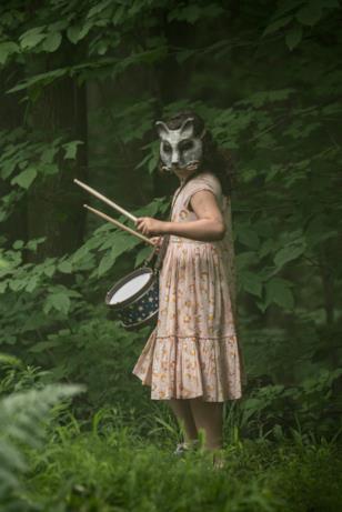 Maschera e tamburello: le maschere del Pet Sematary