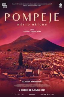 Poster Pompei - Eros e mito