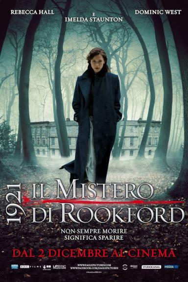Poster 1921 - Il mistero di Rookford