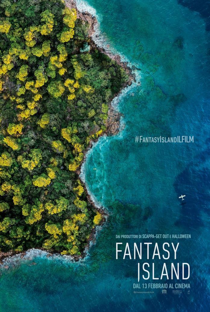Poster di Fantasy Island