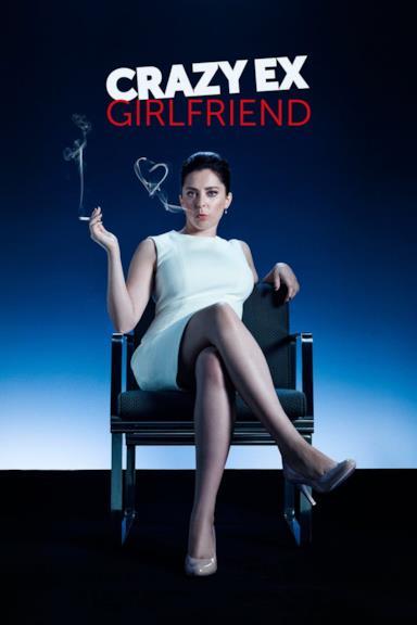Poster Crazy Ex-Girlfriend