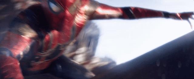 L'Uomo Ragno nel trailer ufficiale di Avengers: Infinity War