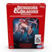 Dungeons & Dragons Stranger Things